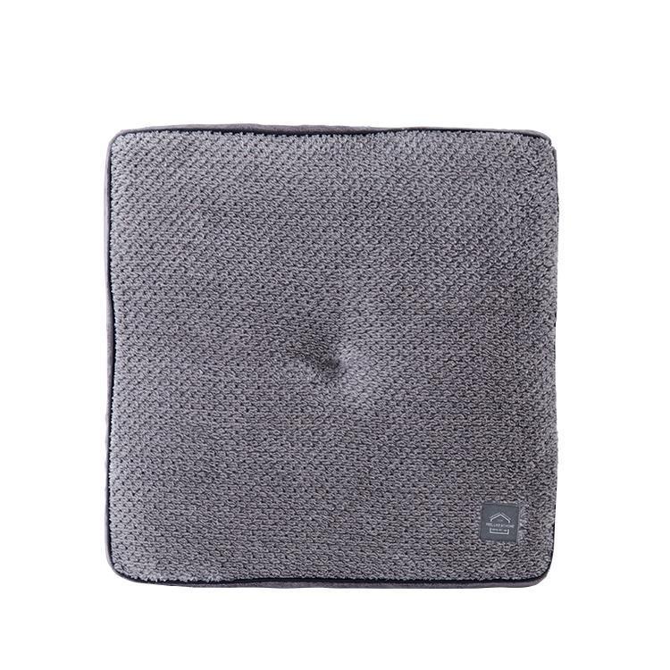 カチオンミックス フリーシートクッション  110×55  GY