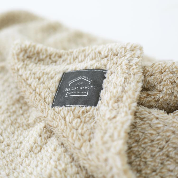 カチオンミックス 枕カバー  43×63  BE