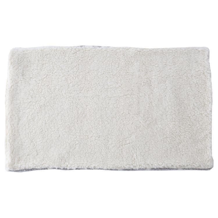 ニーナ 枕カバー  43×63  GY