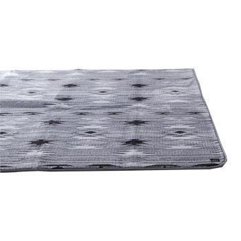 モコモコキリム ラグ  185×240  GY