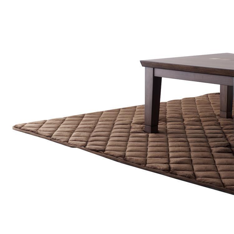こたつ敷布団 フランネル 長方形 190cm×290cm BR