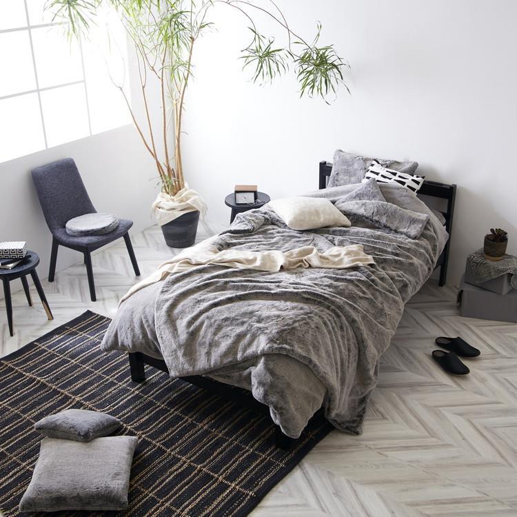 チンチラ 枕カバー  43×63