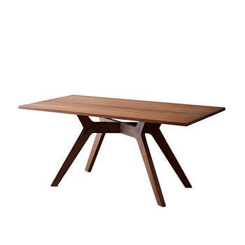 マルクト ダイニングテーブル 幅150cm ウォールナット