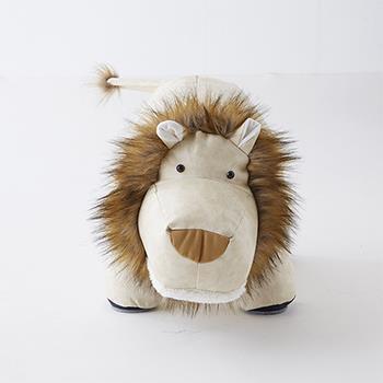 ライオン スツール   WH