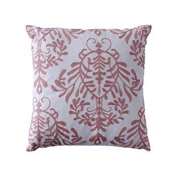 モロッコ 刺繍クッション 43×43