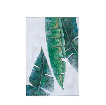 Leaf アート  60×90