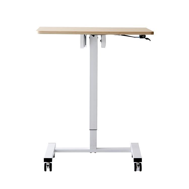 【WEB限定】折りたたみ式 昇降式テーブル  NA HS-DK-001