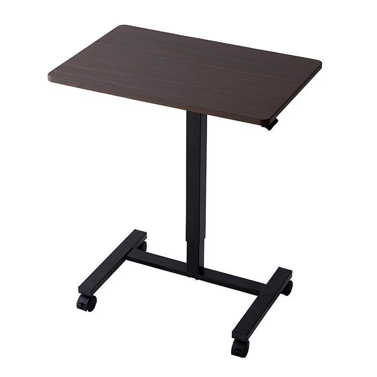【WEB限定】折りたたみ式 昇降式テーブル  BR HS-DK-001