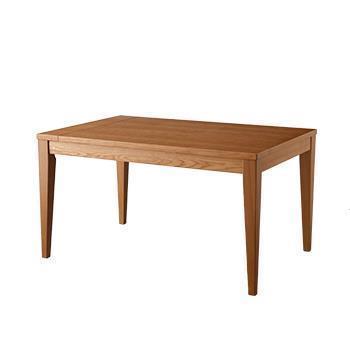 イーク 伸長式ダイニングテーブル  130~180  LBR