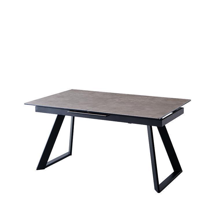 【ご購入ページ】シュタイン 伸長式ダイニングテーブル GY T-7615