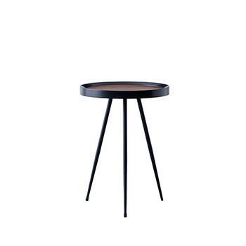 マルコ サイドテーブル サークル  DB