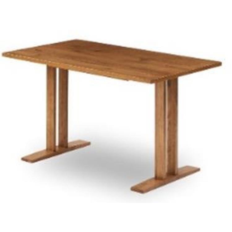 オークスタイル ダイニングテーブル   125
