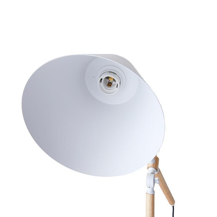 フロアライト 電球なし  NA/WH