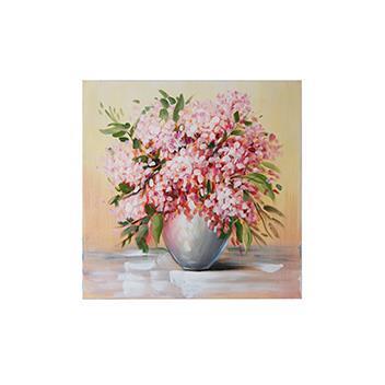 P-Flower アート   60×60