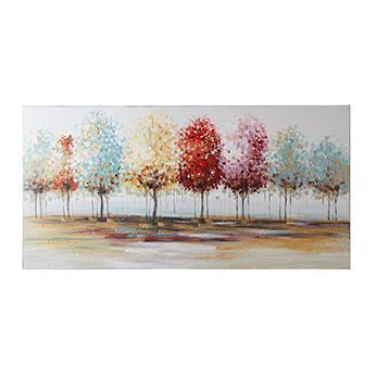 Tree アート  Color  70×140