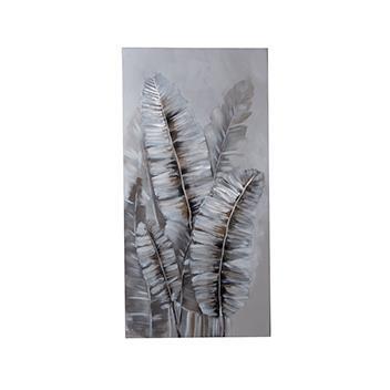 Palm Leaf アート   70×140