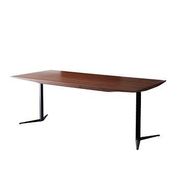 リズ テーブルA 2本脚 190 MBR