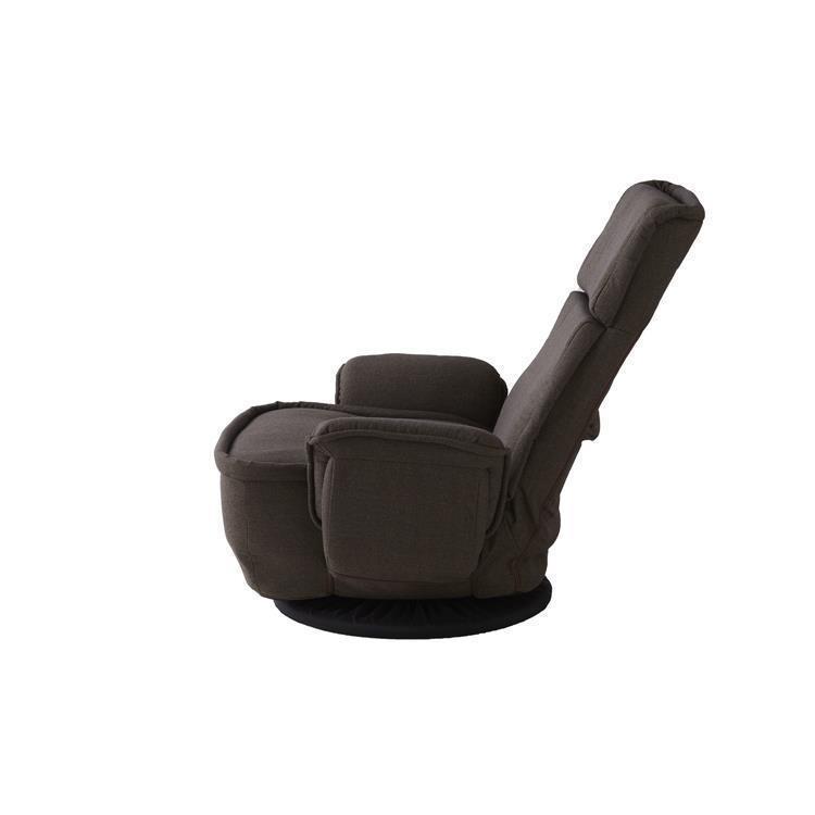 【WEB限定】 回転座椅子 2101785300  LZ-4184  BR