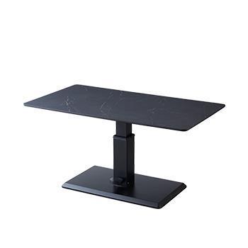 ラディア 昇降式テーブル 110 BK