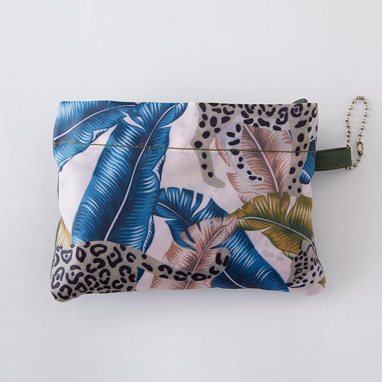 IL202  Eco-Bag  Khaki/Leo