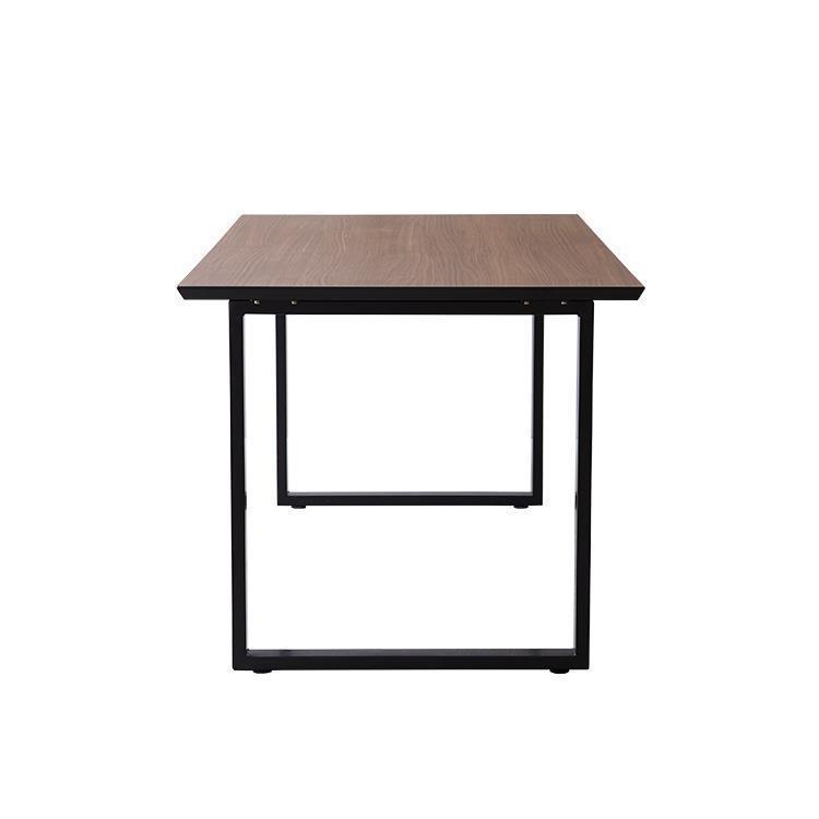 プリート ダイニングテーブル(口の字脚)  BR  150