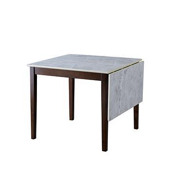 デルタ 伸長ダイニングテーブル 120