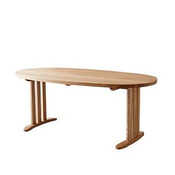 キューブ ダイニングテーブル 180