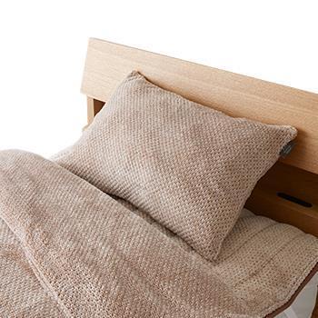 カチオンミックス 枕カバー  BR  43×63