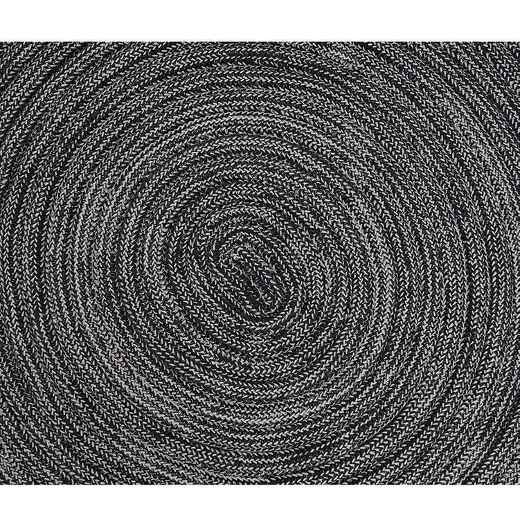 チューブ ラグ 楕円 200cm×270cm セサミ
