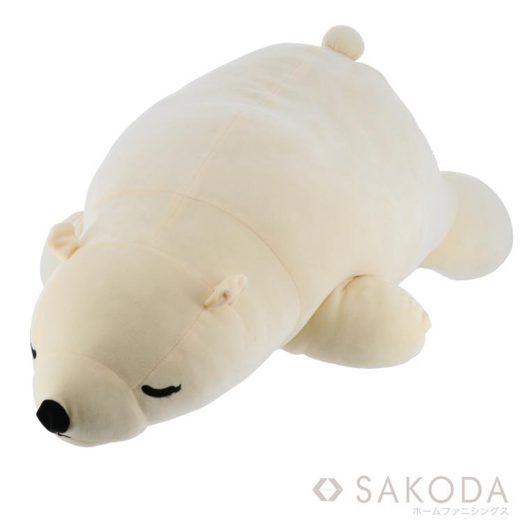 ぐっすり クマさん L 35×120 WH