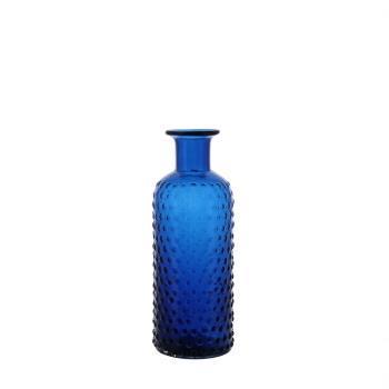 P1414F175-1  ガラスベース ドットボトル Mサイズ BL