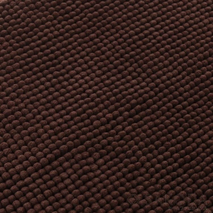 ポコポコバスマット2  80×60 BR