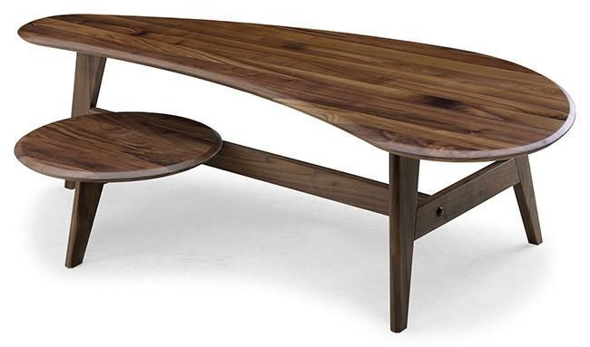YUZU (Y029:ウォールナット) センターテーブル