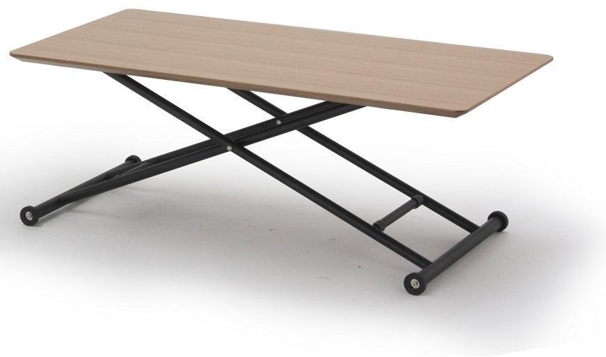 クルーセ「CR-LFT120」 (色:OCN) 120リフトセンターテーブル
