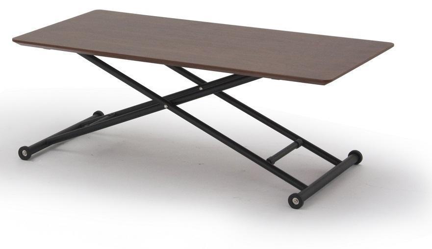 クルーセ「CR-LFT120」 (色:W) 120リフトセンターテーブル