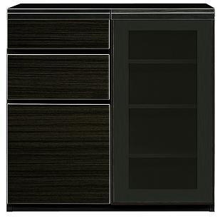 レビュー (ブラック) 80サイドボード