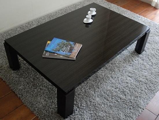 LT-533(BK) 120x(61-90: )リビングテーブル