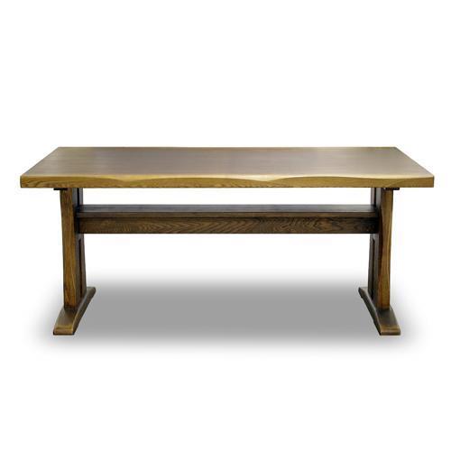 古都 T495K(古典色) 165ダイニングテーブル