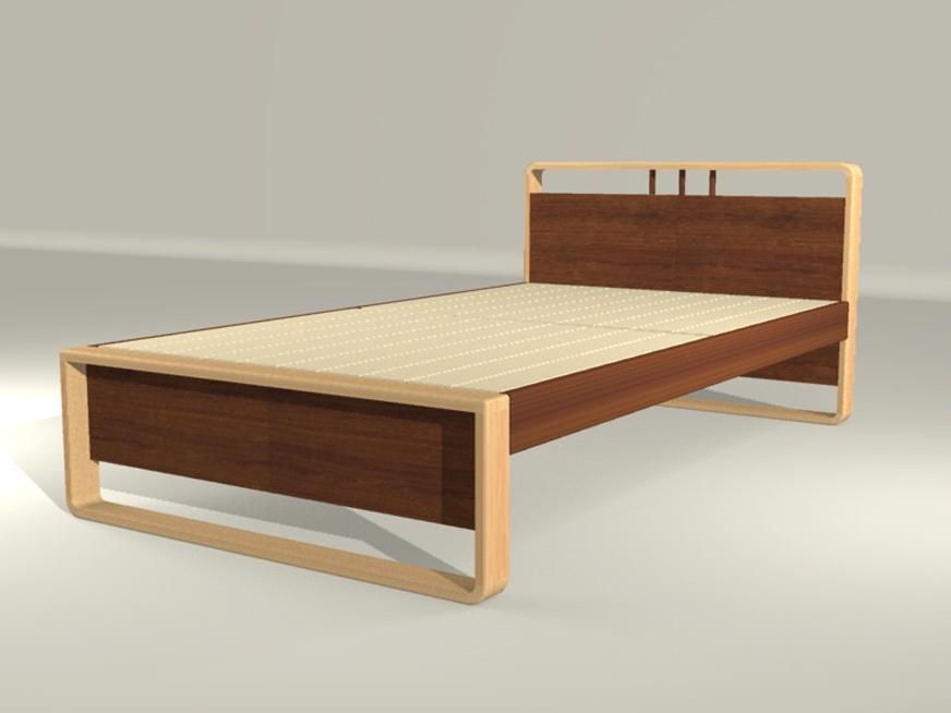 ショコラ 布団ベッドS