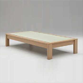 スミカ 畳ベッド ヘッドレスタイプ シングル NA