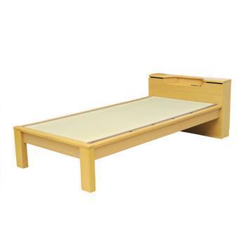 スミカ 畳ベッド キャビネットタイプ シングル NA
