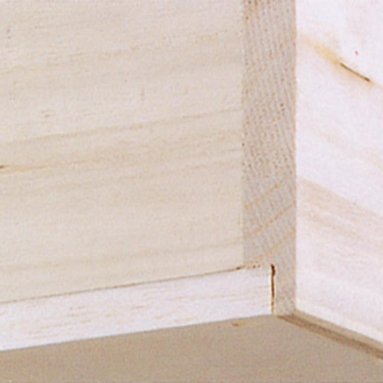 スカーレット チェスト 120cm幅/6段 NA