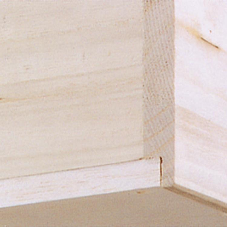 スカーレット チェスト 120cm幅/4段 DBR