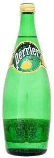 ペリエ スパークリングウォーター レモン瓶 750ml