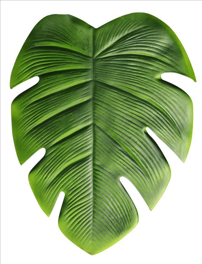 LEAF PLACE MAT 2P  Monstera