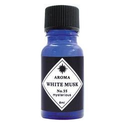 (138)003-05-024  ブルーラベルAオイル ホワイトムスク 容量8ml BL