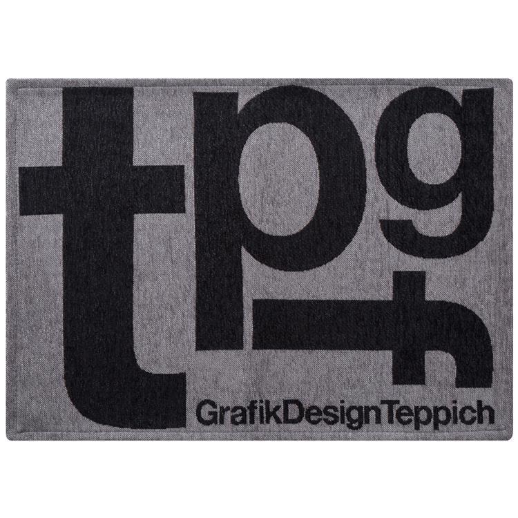 tpgf マット  GY  50×70