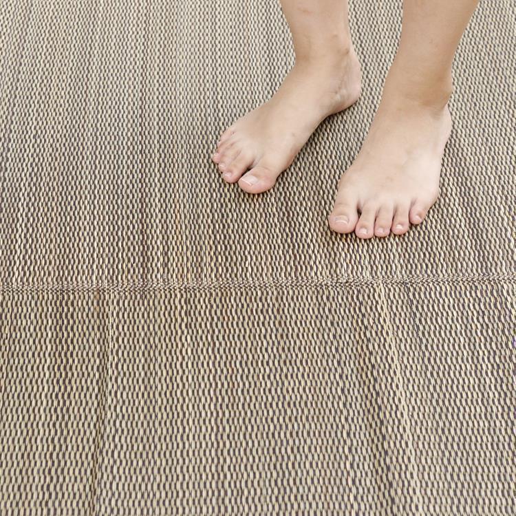 い草ラグ 与那国 140×200 BR