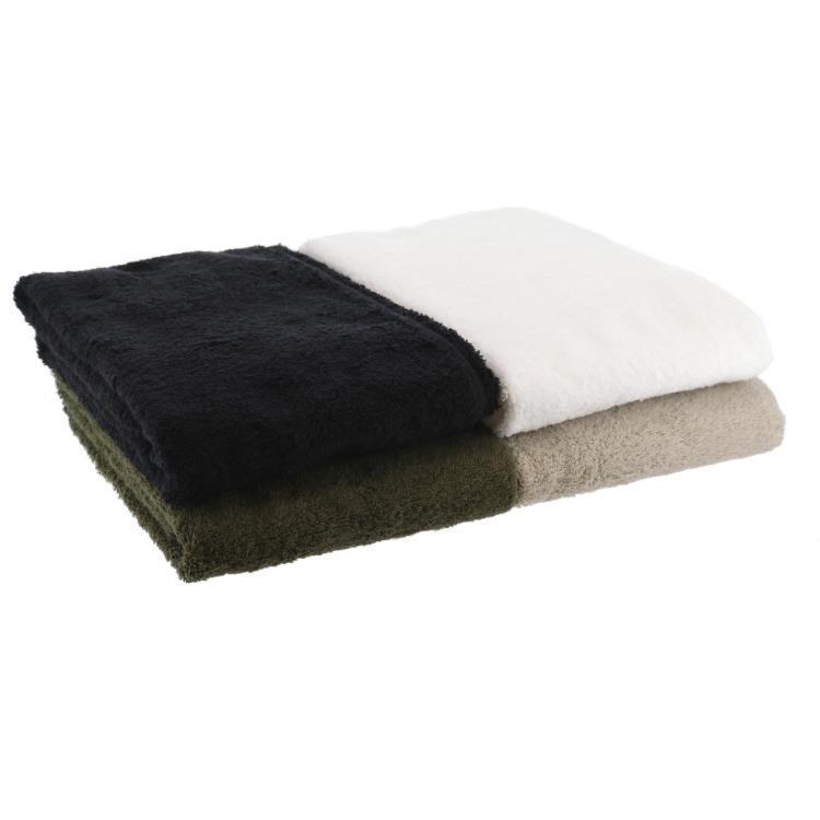 PERE(ペール) バスタオル OW オフホワイト 63×130cm