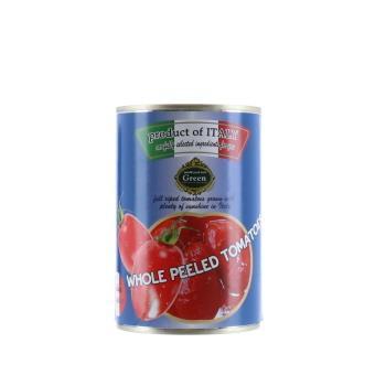 Green 完熟ホールトマト  400g